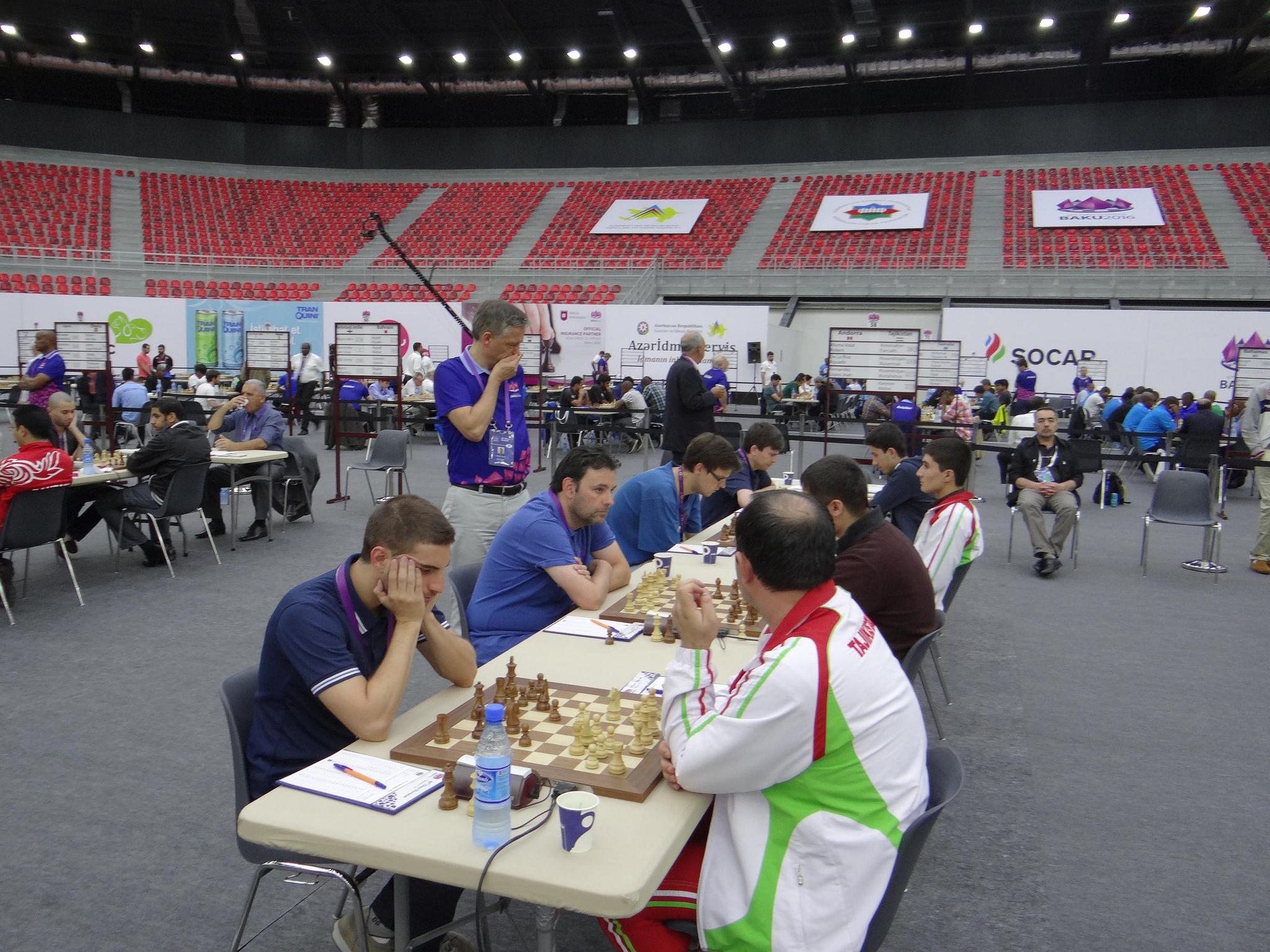 42 Olimpíades Bakú – R03