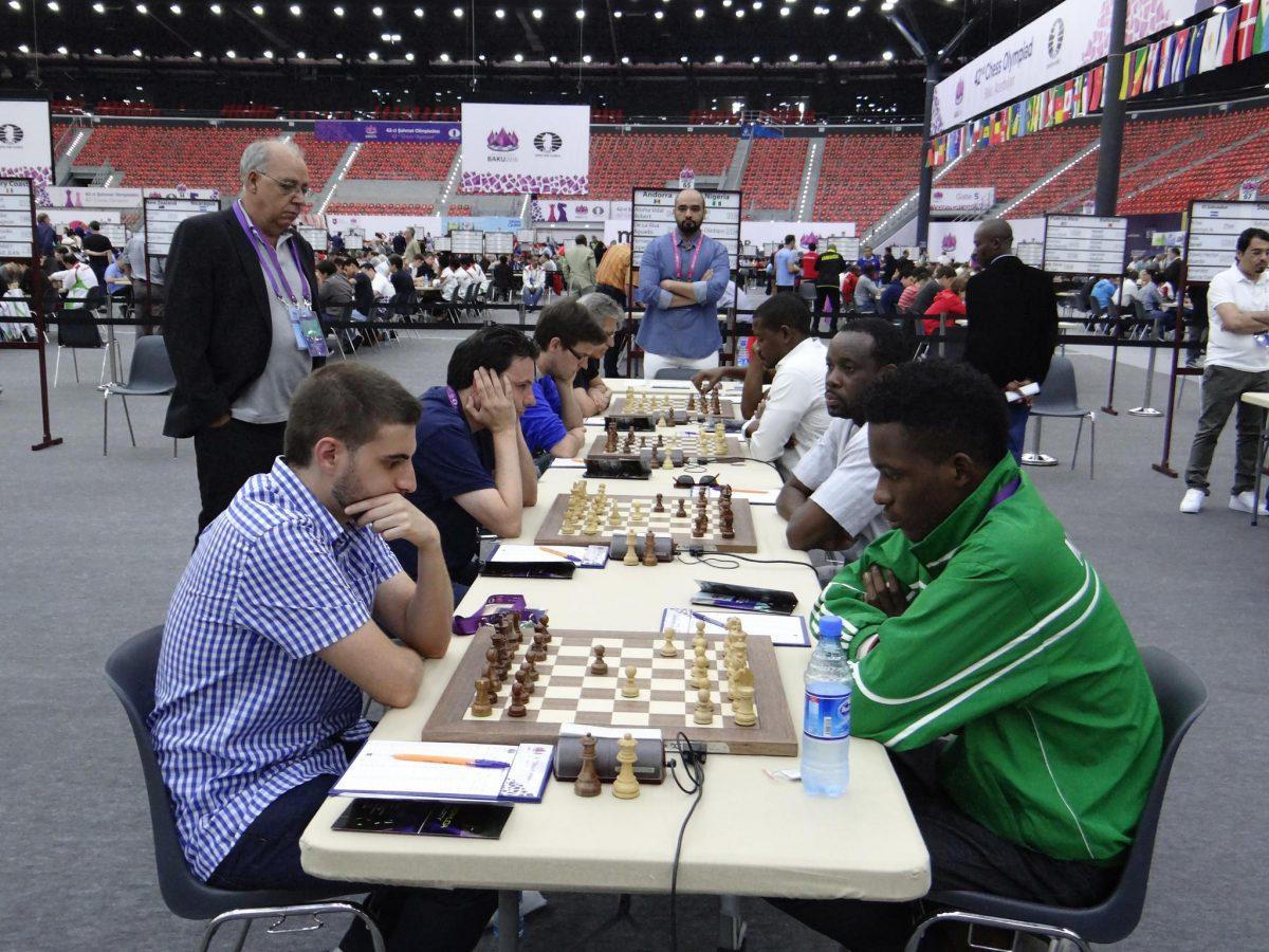 42 Olimpíades Bakú – R05