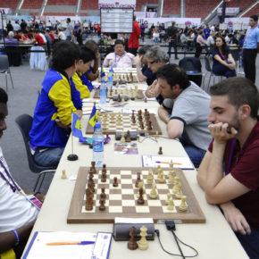 42 Olimpíades Bakú - R06