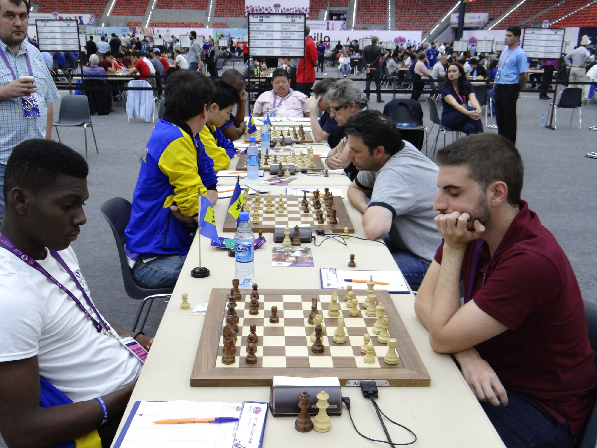 42 Olimpíades Bakú – R06