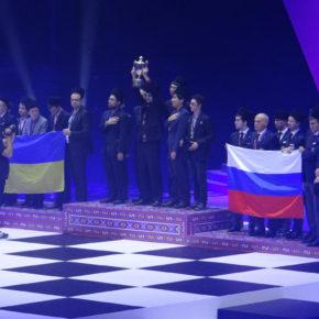 42 Olimpíades Bakú - R11