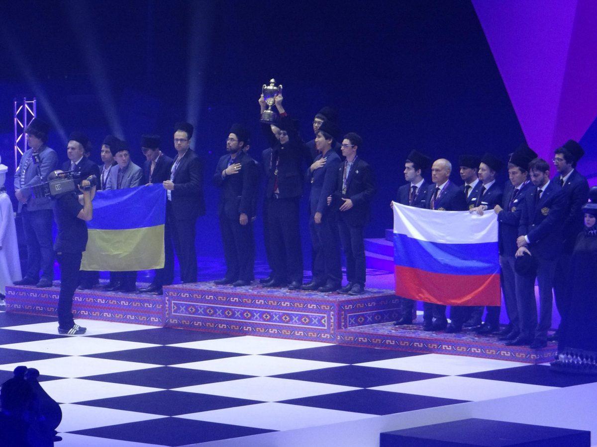 42 Olimpíades Bakú – R11