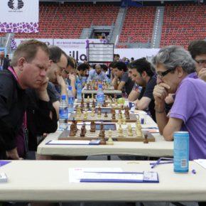 42 Olimpíades Bakú - R08