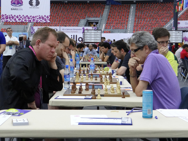 42 Olimpíades Bakú – R08