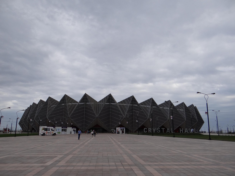 42 Olimpíades Bakú – R09