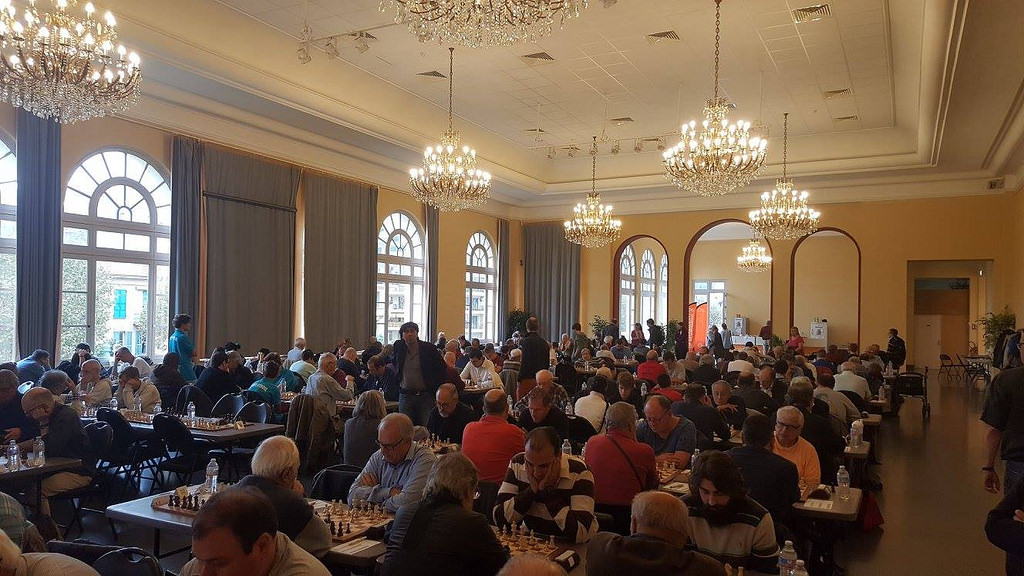 4t Campionat de la Francofonia – R3 i R4