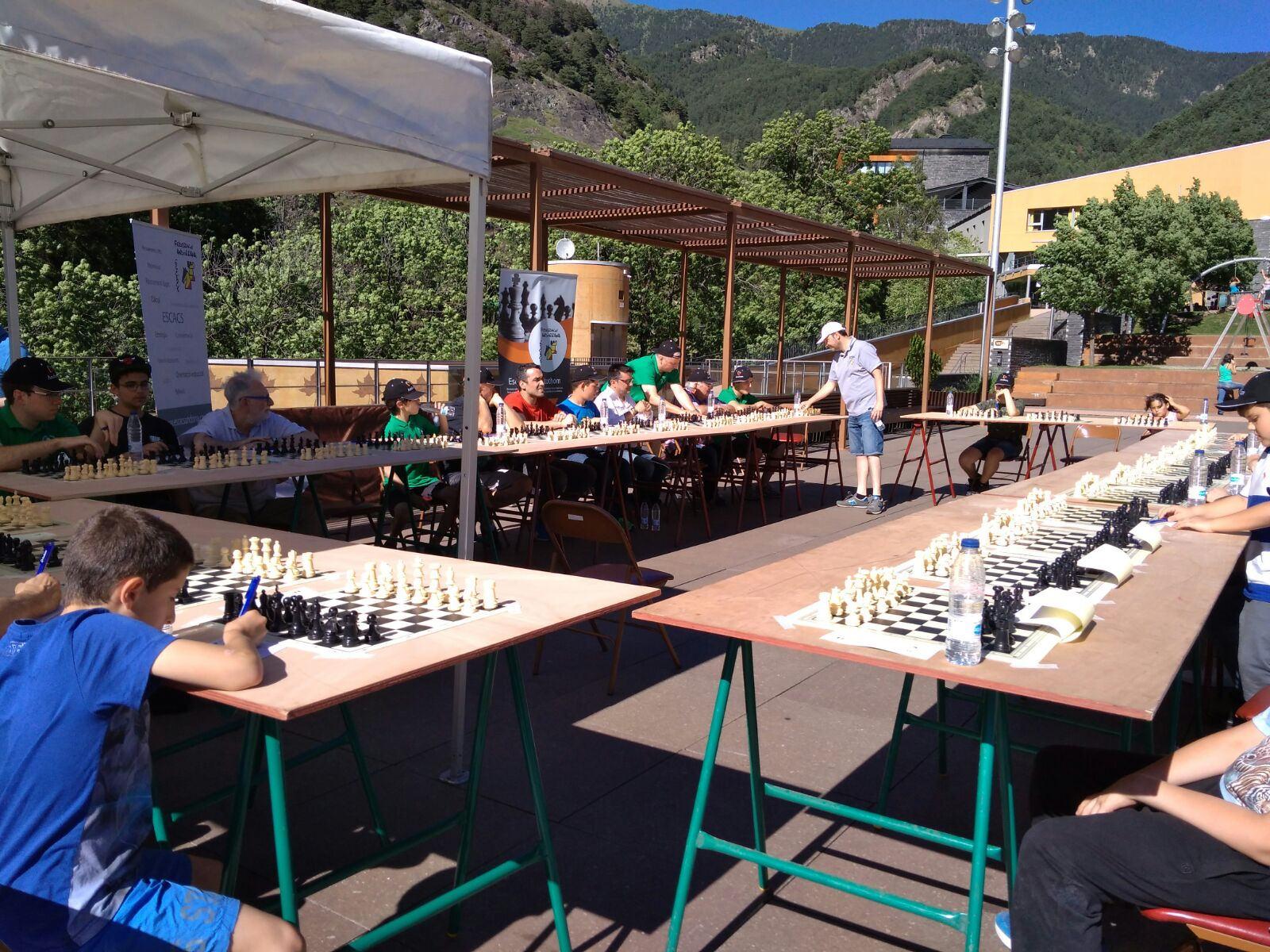 Festa Escacs Andorrans 2017 – Dissabte