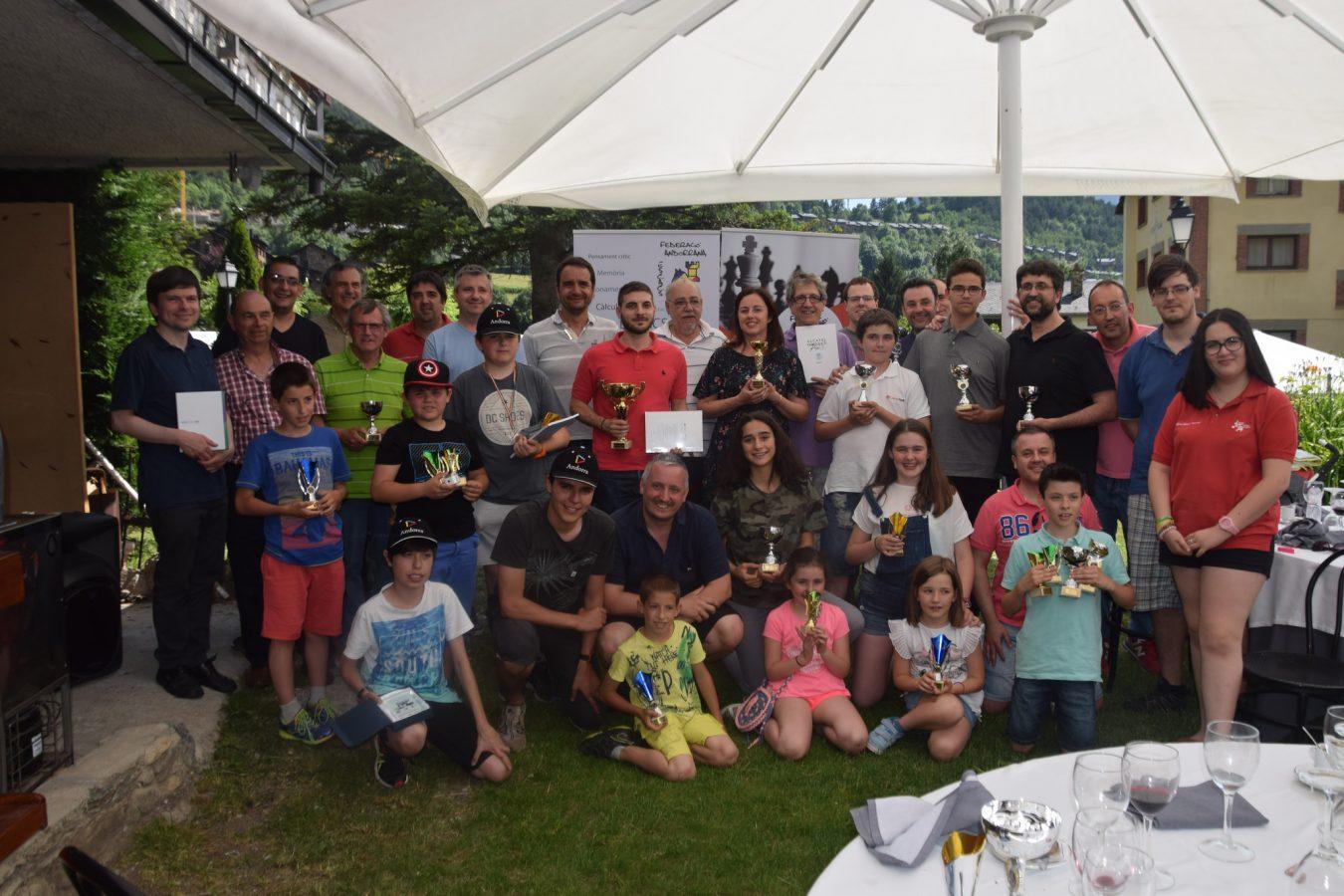 Festa Escacs Andorrans 2017 – Diumenge