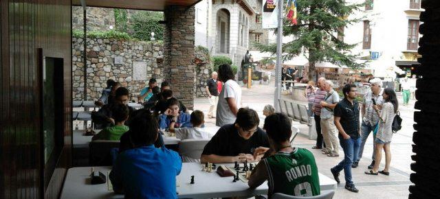 Marató d'Escacs d'Andorra 2017