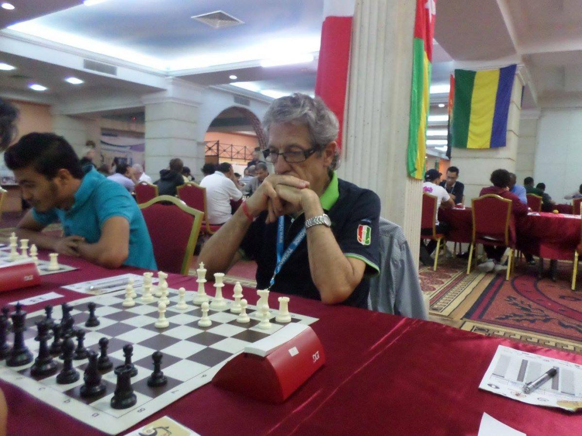 5è Campionat de la Francofonia – R9