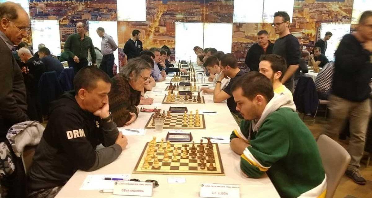 Lliga Catalana Divisió d'Honor 2019 – Ronda 11