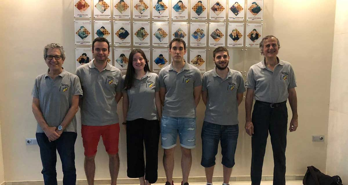CE Segona Divisió 2019