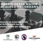 Festa Major Escaldes-Engordany 2020