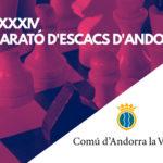 Marató d'Escacs d'Andorra 2020