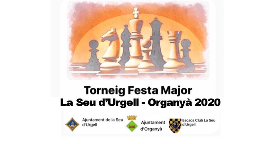 Festa Major La Seu-Organyà 2020