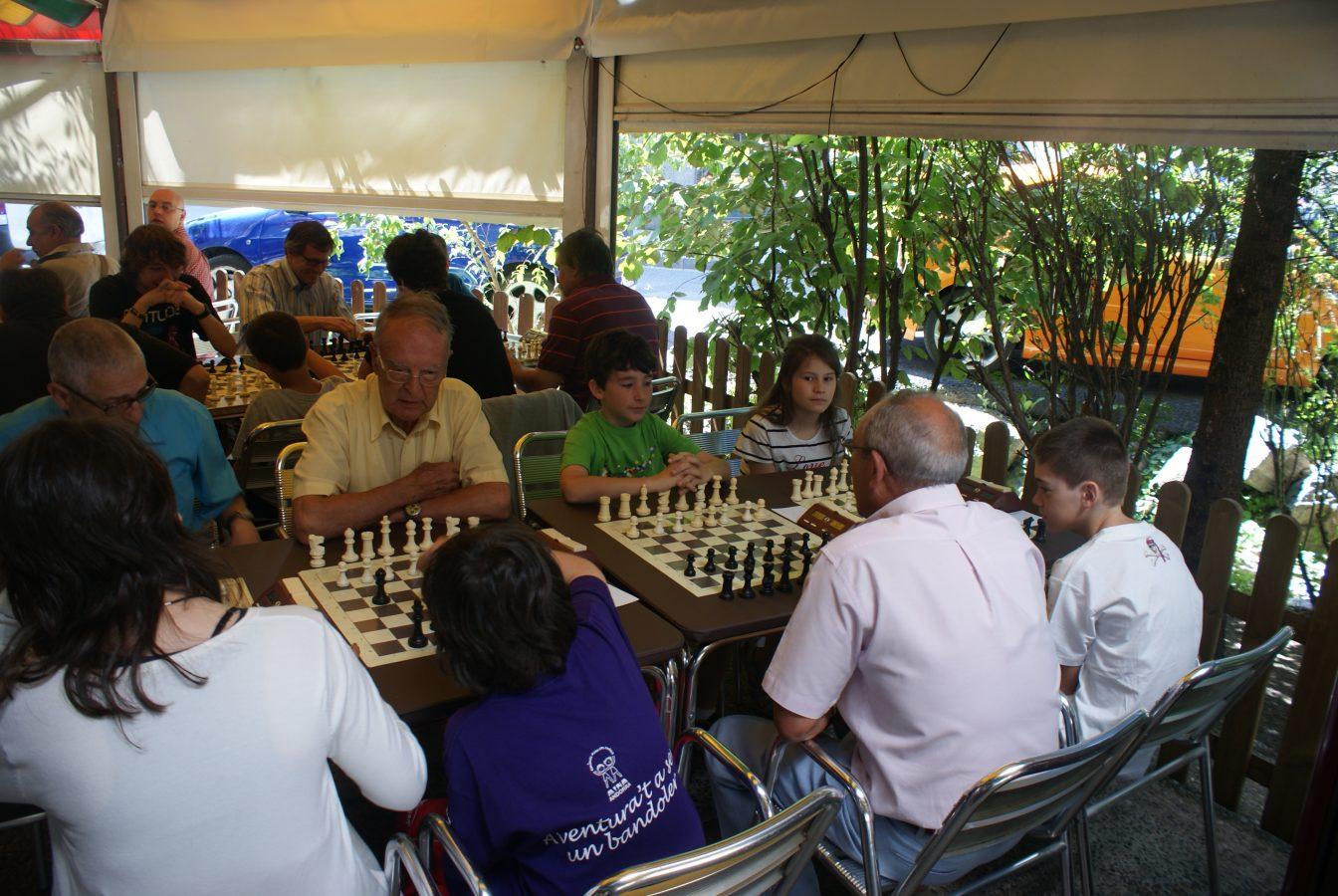 Festa Escacs Andorrans 2012 – Informació