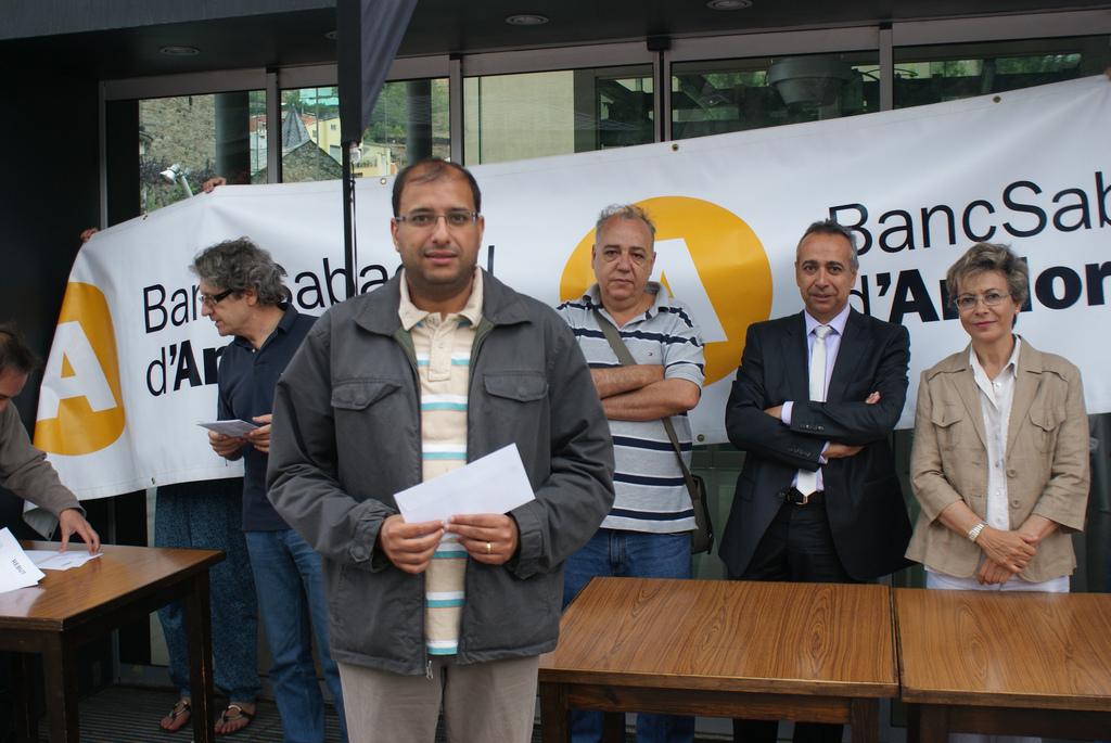 Gran Prix d'Andorra 2012 – Bases