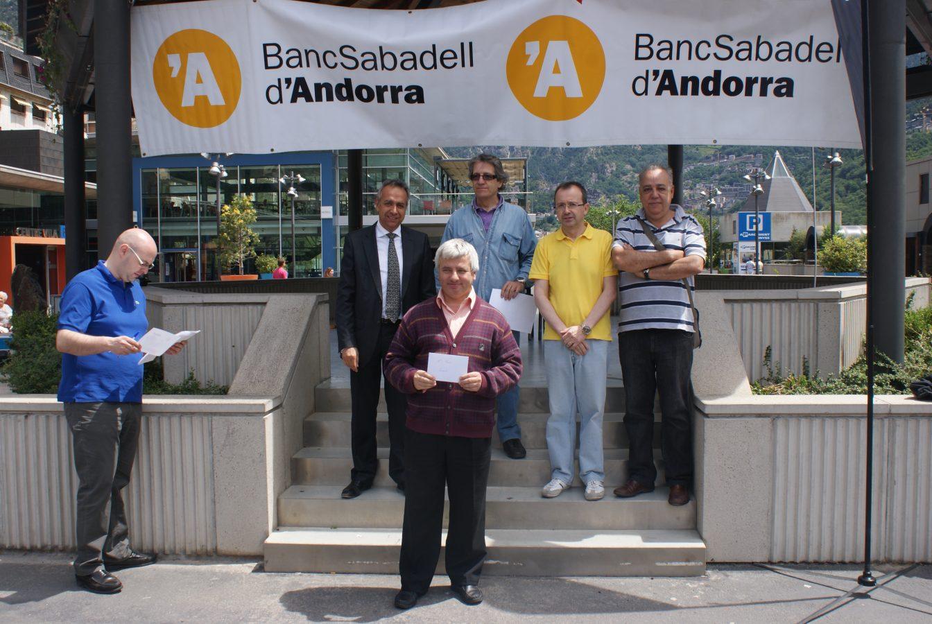 Gran Prix d'Andorra 2012