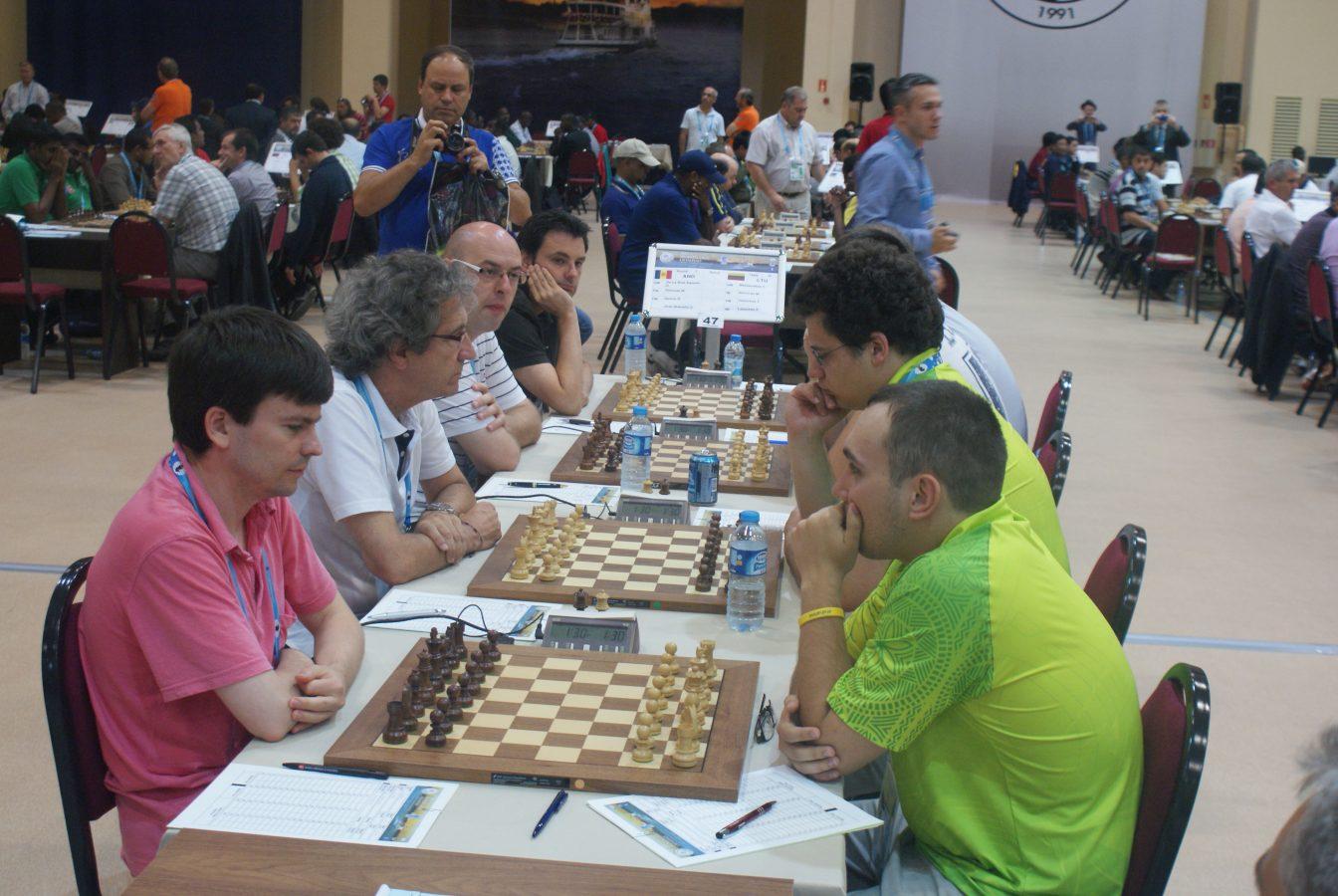 40 Olimpíades Istanbul – Ronda 07