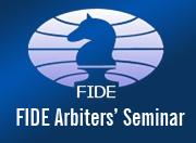 FIDE Arbiters´ Seminar