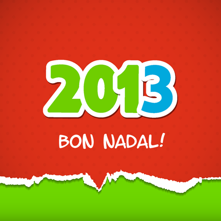 Social de ràpides de Nadal 2012