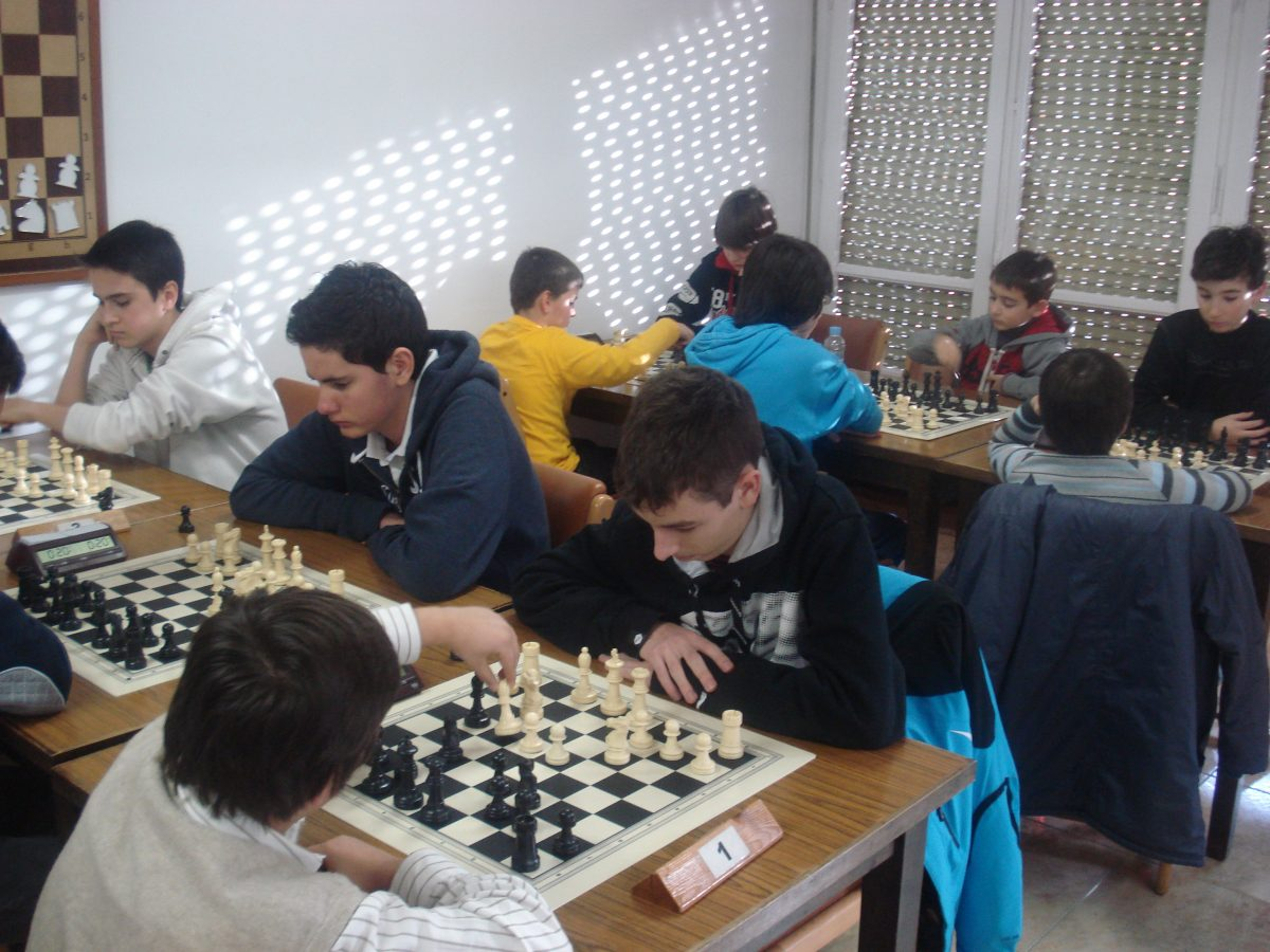 Juvenil Andorra 2013 :: Rondes 1-3