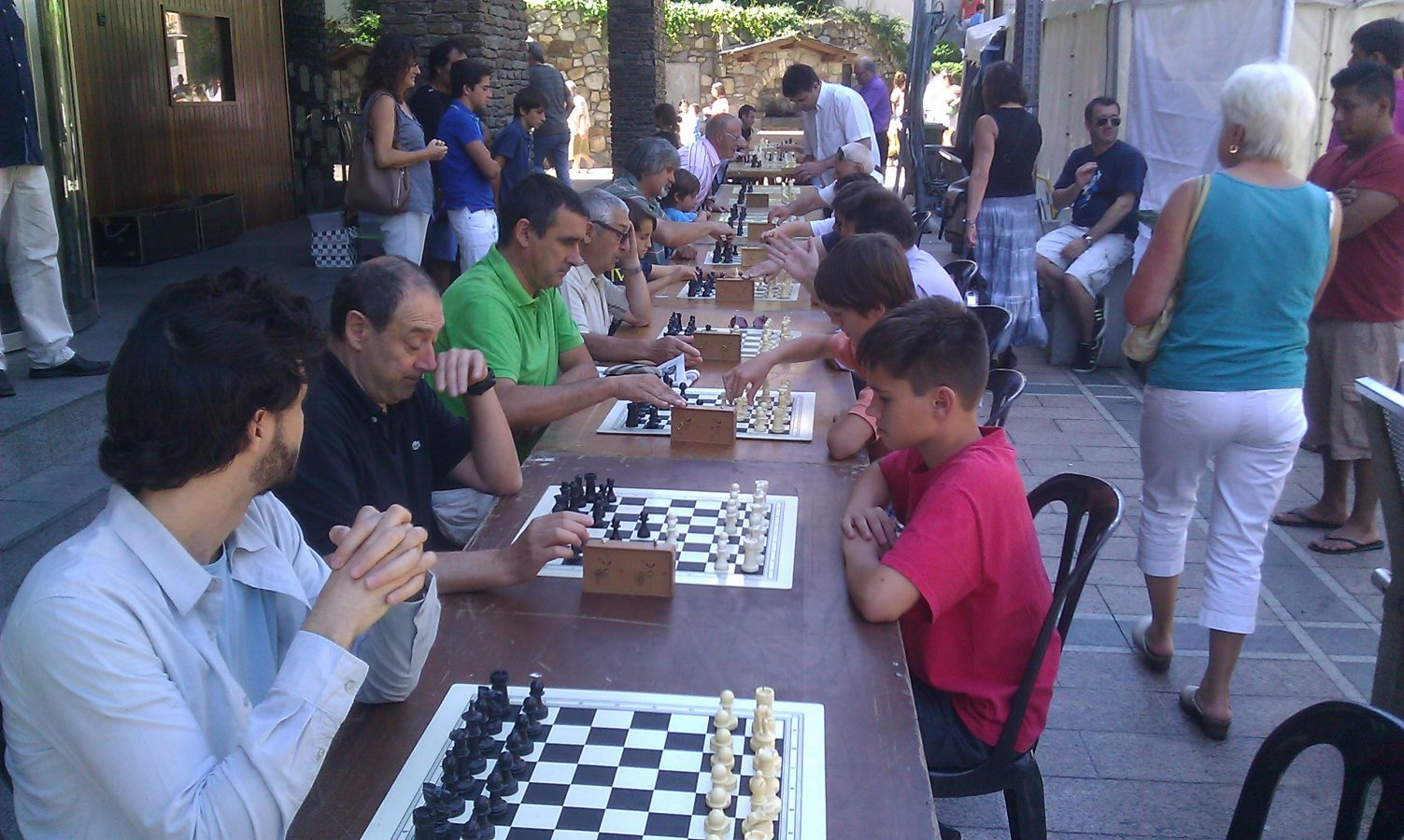Marató d'Escacs d'Andorra 2014 – Bases
