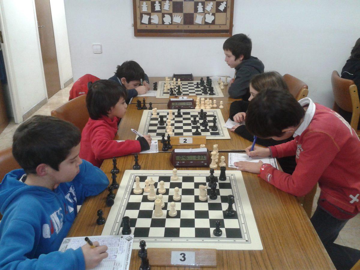Comarques Pirinenques 2014 – Ronda 1
