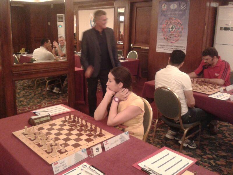 2n Campionat Individual Francòfon – R7