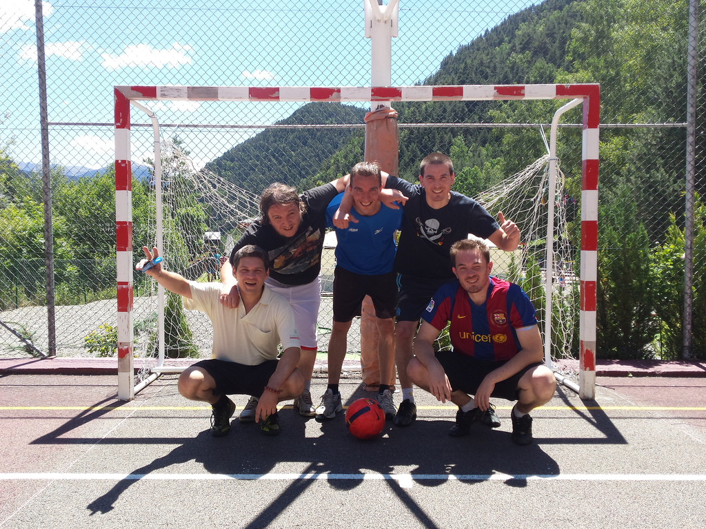 32 Open Andorra Hotel St. Gothard – R4