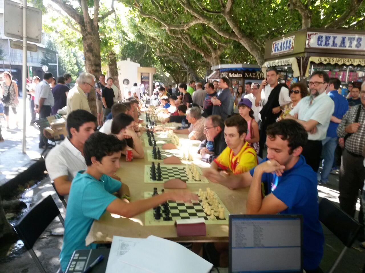 Festa Major La Seu d'Urgell 2014