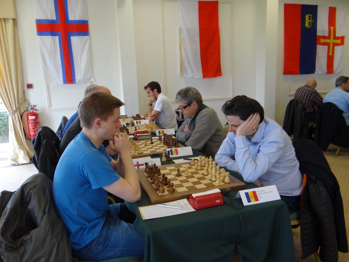 4t Campionat dels Petits Estats d'Europa – R1