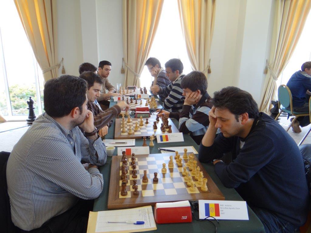 4t Campionat dels Petits Estats d'Europa – R8