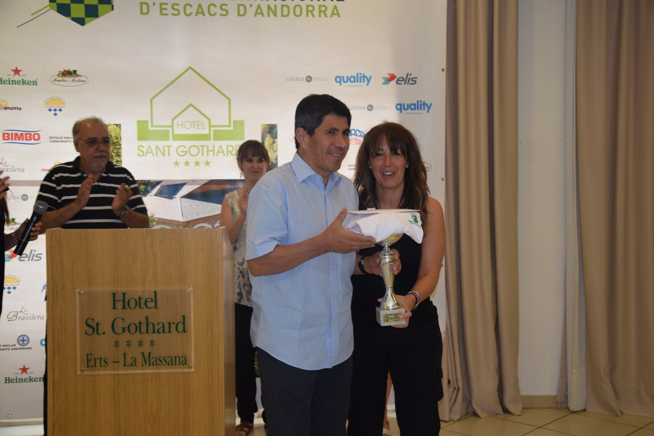 33 Open Andorra Hotel St. Gothard – R9