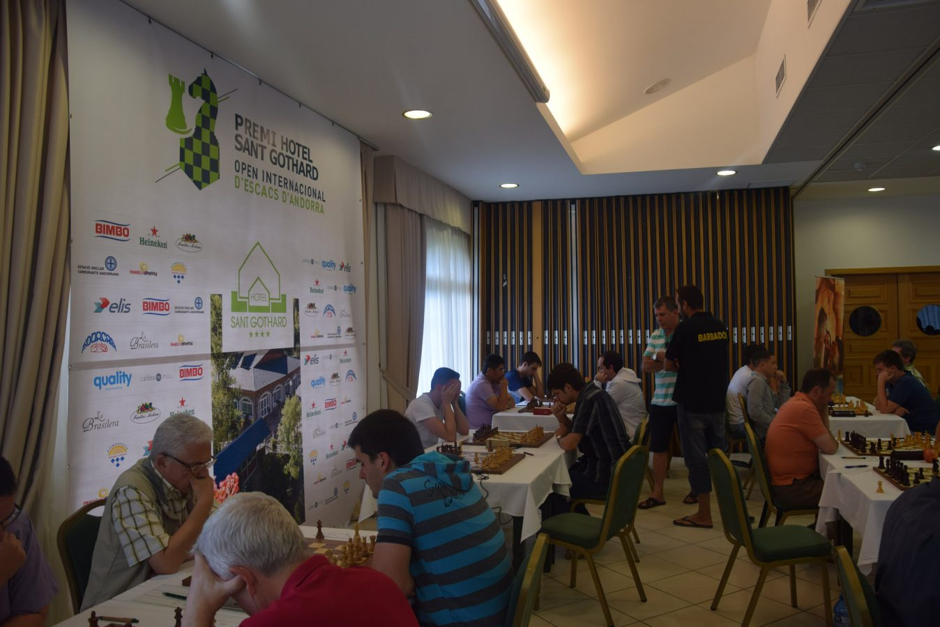 33 Open Andorra Hotel St. Gothard – R2