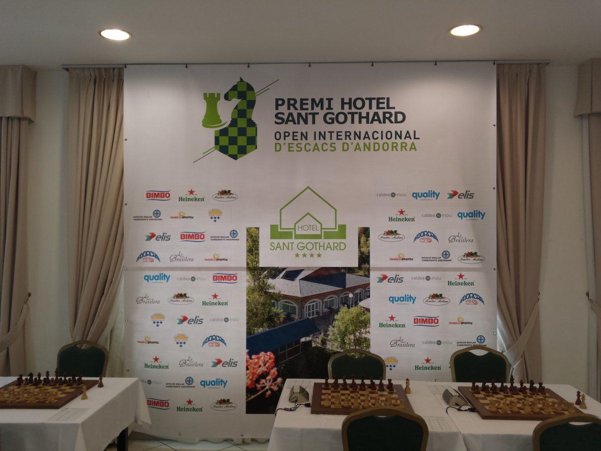 33 Open Andorra Hotel St. Gothard – R1