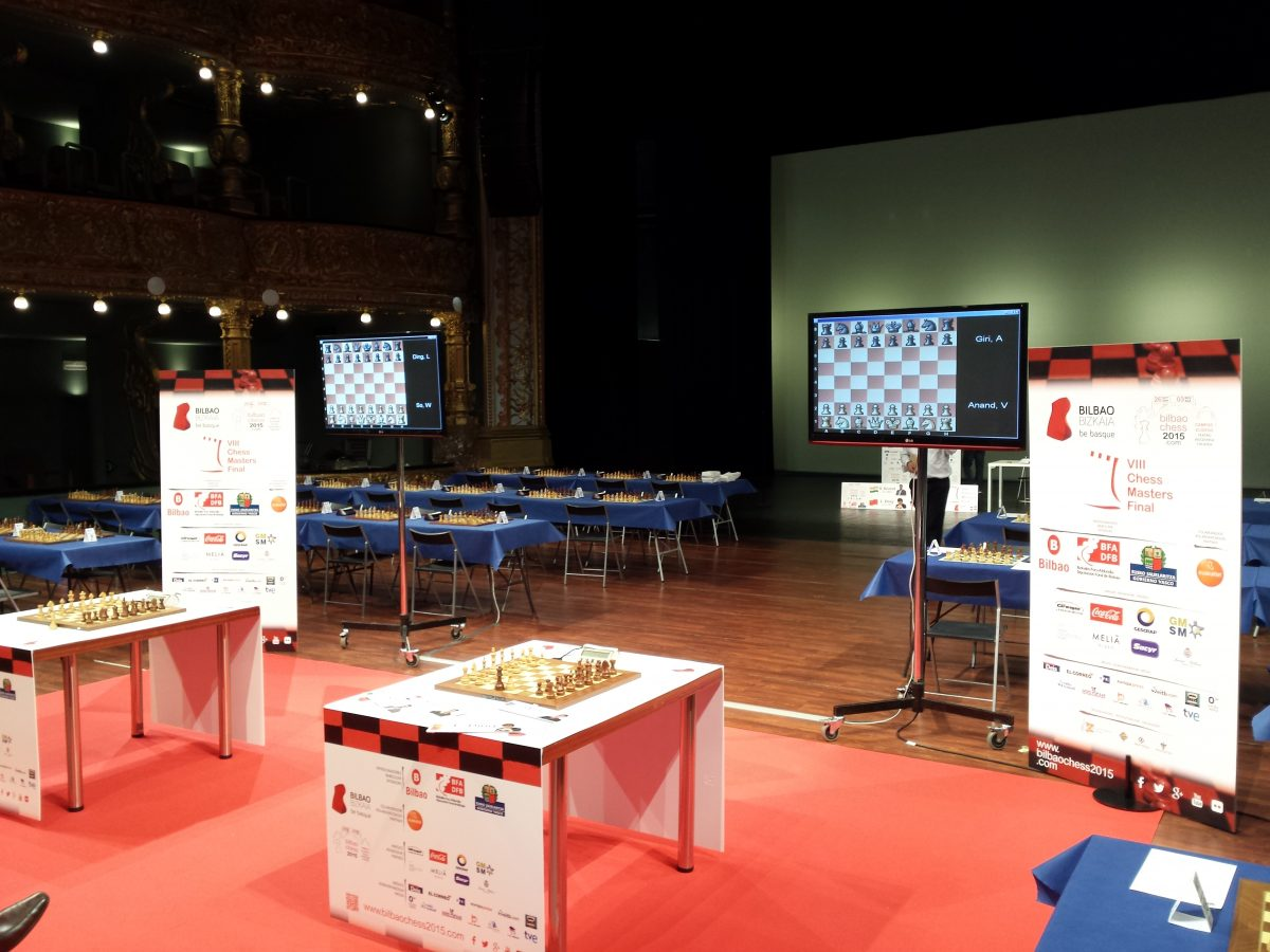 VI Campionat Iberoamericà – R1