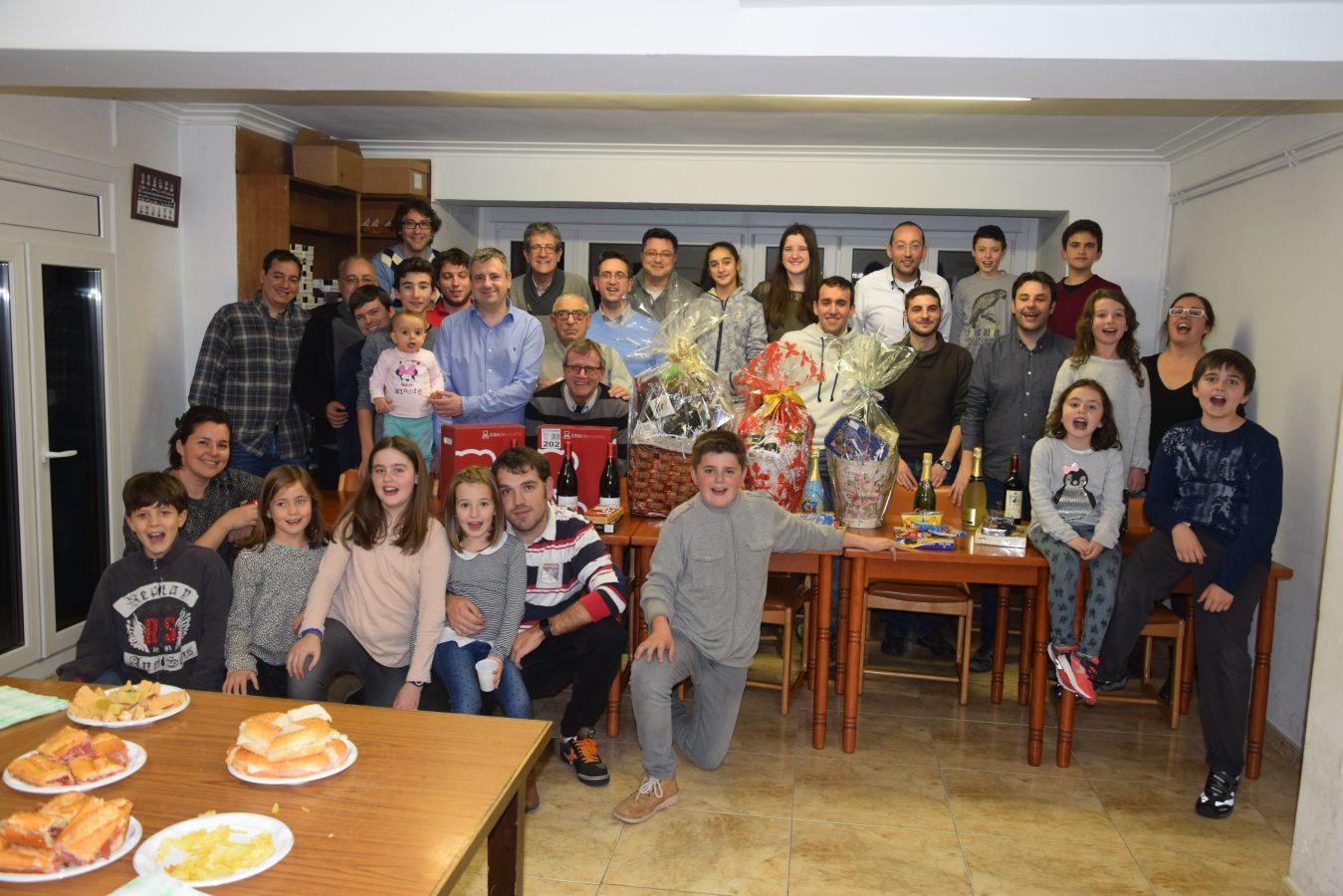 Social de ràpides de Nadal 2015