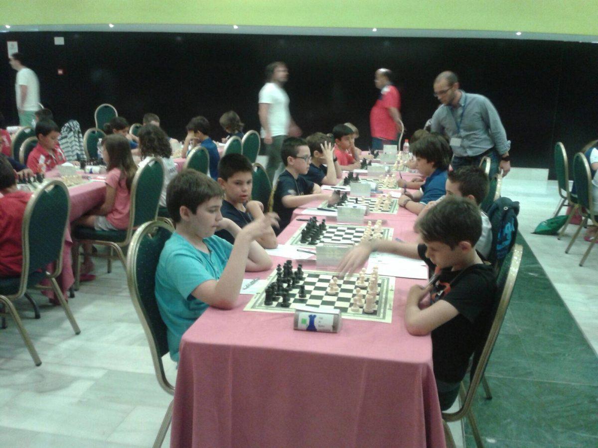 Ct. Espanya sub10 – Ronda 6