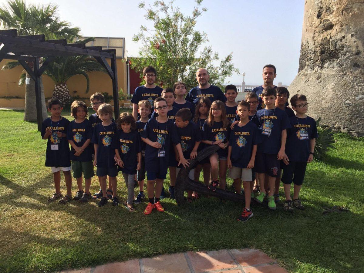 Ct. Espanya sub10 – Rondes 4 i 5