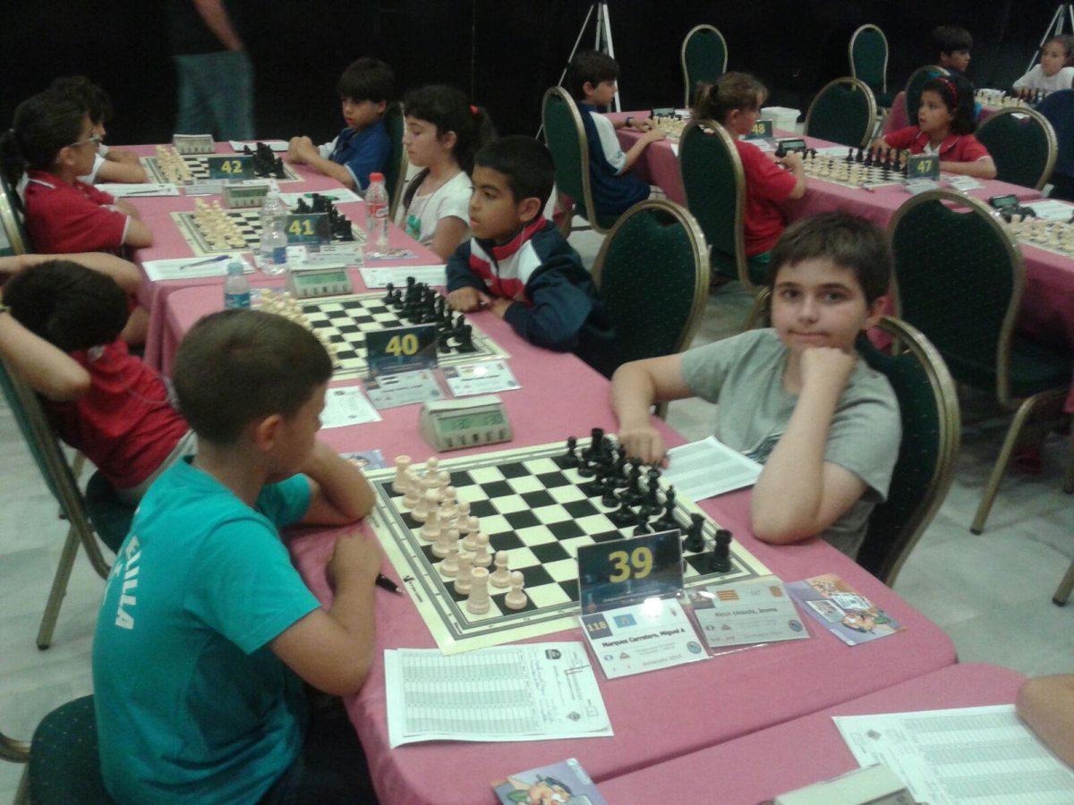 Ct. Espanya sub10 – Ronda 3