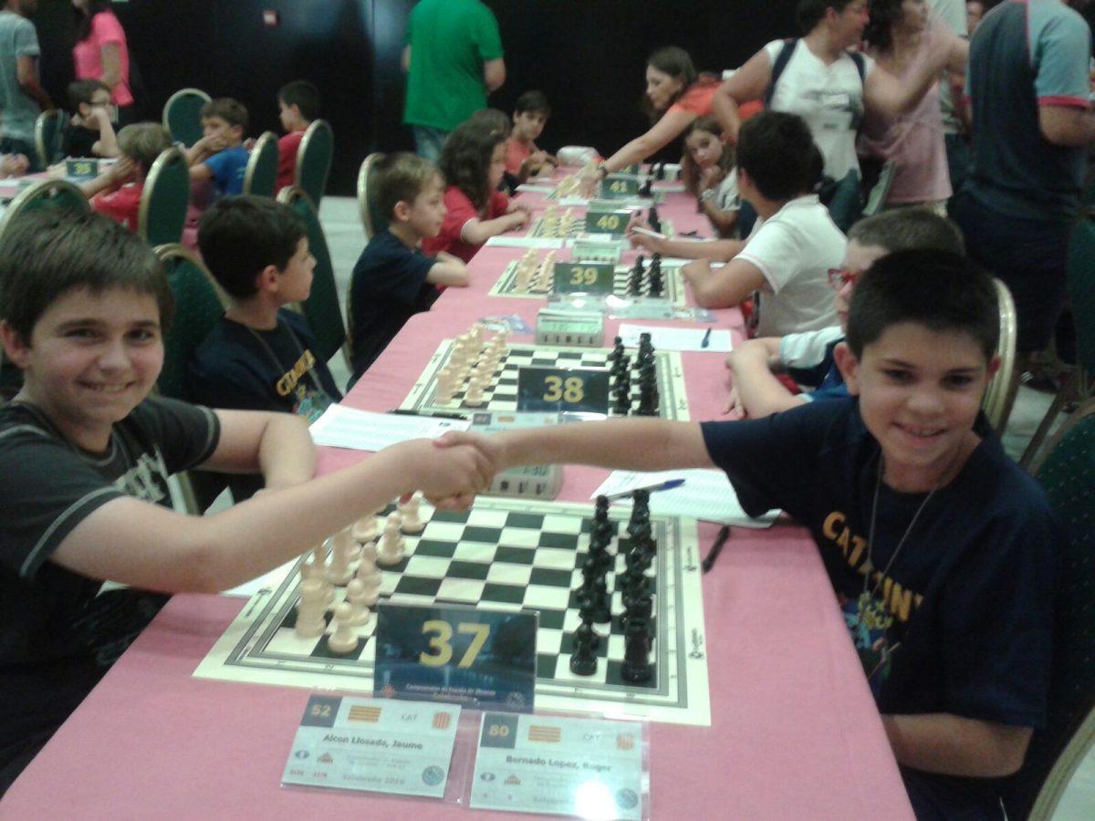 Ct. Espanya sub10 – Rondes 7 i 8