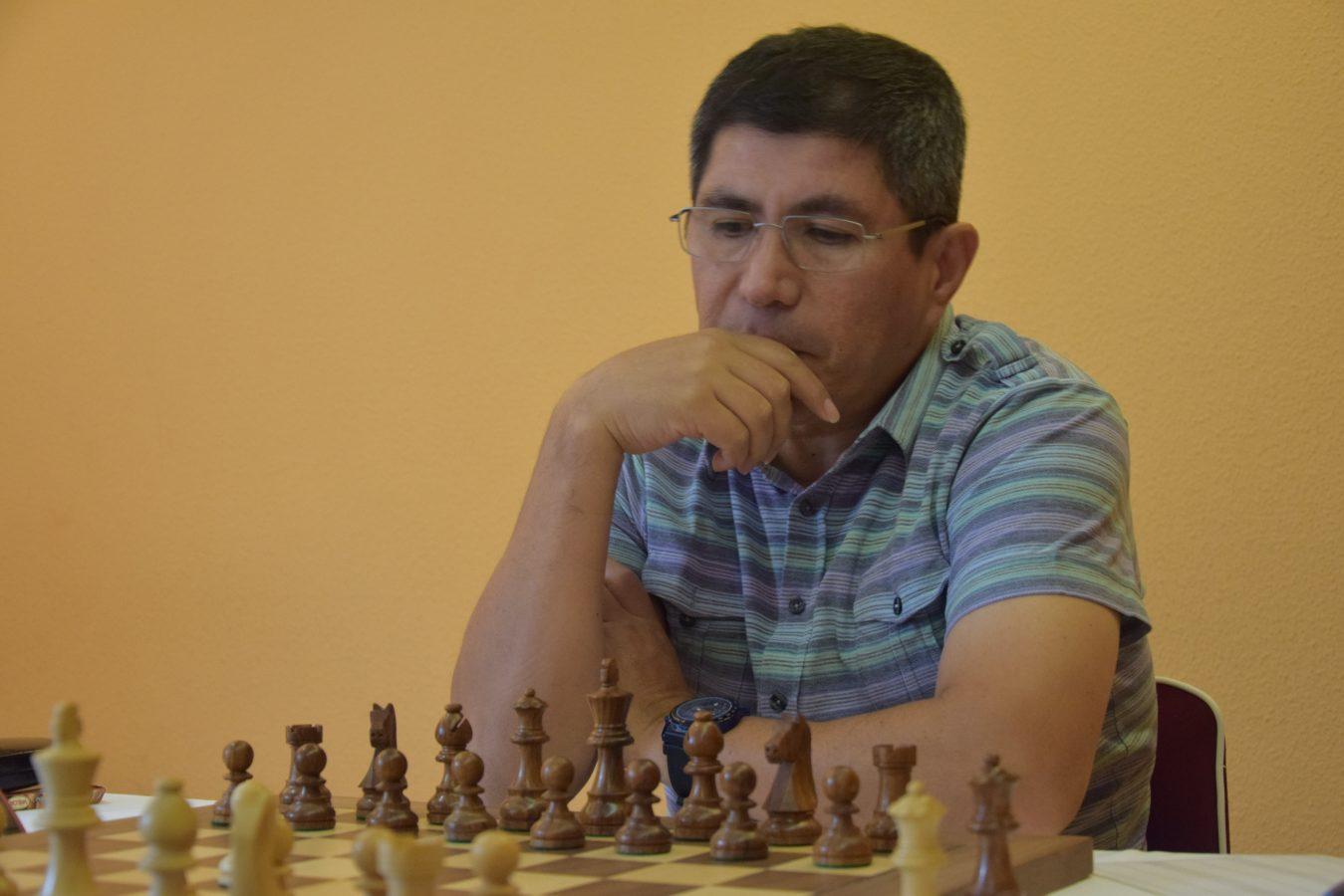 34 Open d'Escacs d'Andorra – R7