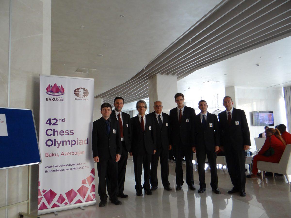 42 Olimpíades Bakú – R01