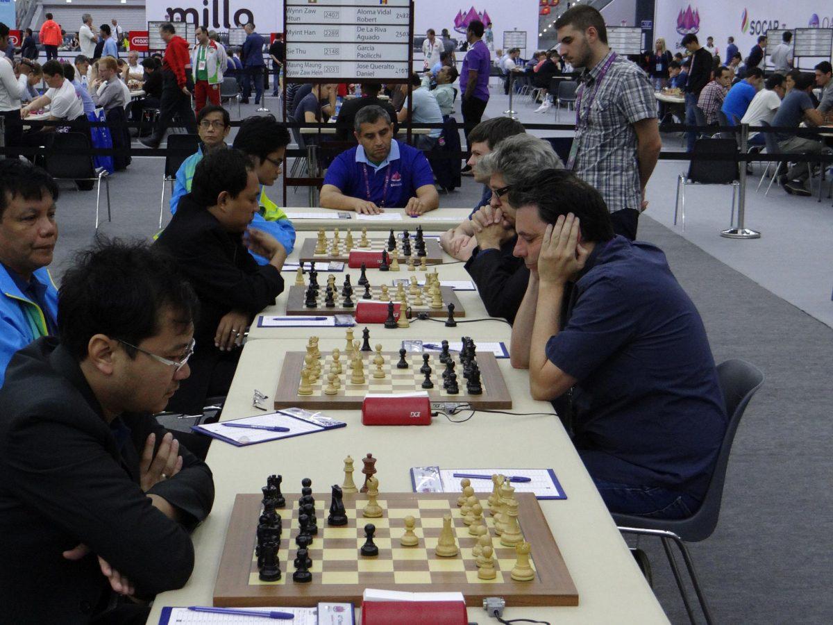 42 Olimpíades Bakú – R04