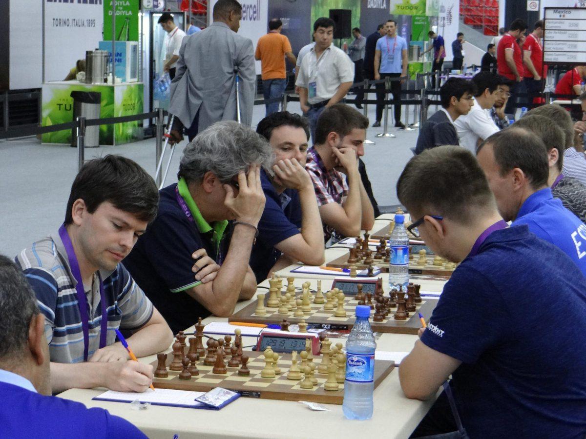 42 Olimpíades Bakú – R07