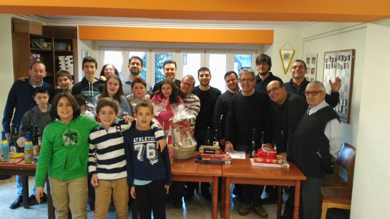 Social de ràpides de Nadal 2017 – Bases