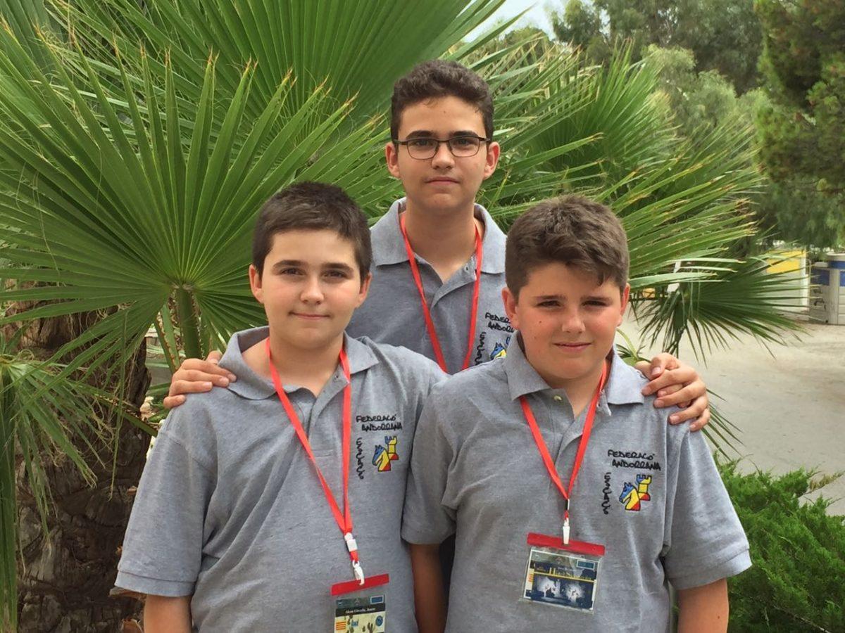 2017 Campionat Espanya sub14