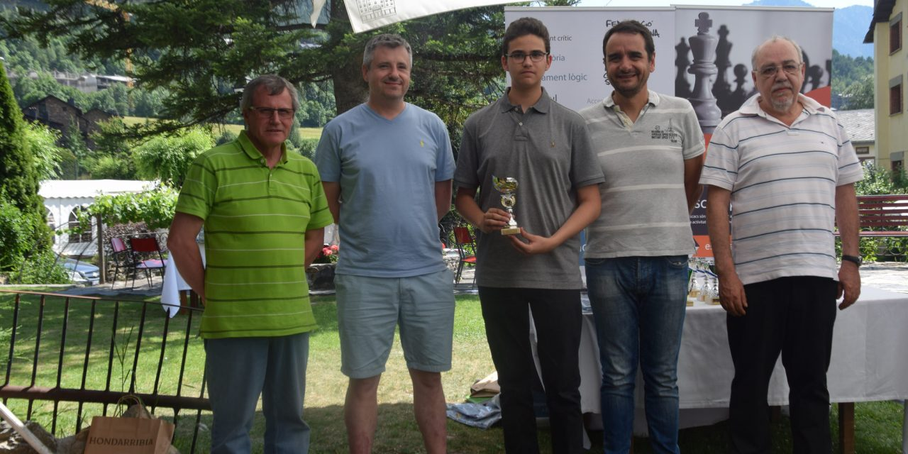 Juvenil Andorra 2018 – Bases