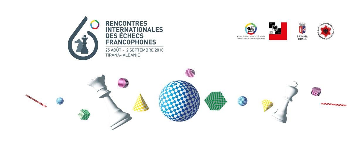 6è Campionat de la Francofonia – R6